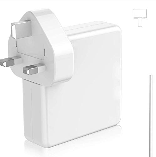 Ywcking Compatible With Mac Pro Charger 85W, Replacement 85W T-Tip Power Adapter for Mac Book Pro/Air 11' 13'&15'
