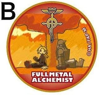 鋼の錬金術師 FULLMETAL ALCHEMIST タオル生地コースターB