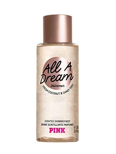 Victoria's Secret Pink All A Dream Scented Shimmer Mist