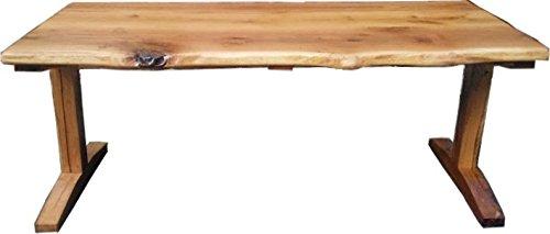 Casa Padrino Vintage Esstisch Eiche Rustikal Massiv 200 Mod TR4 - Landhaus Stil Tisch massives Eichenholz
