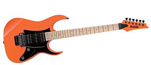IBANEZ RG3250MZ-FOR PRESTIGE JAPAN ORANGE FLUO + KOFFER E-Gitarren Metal - Modern