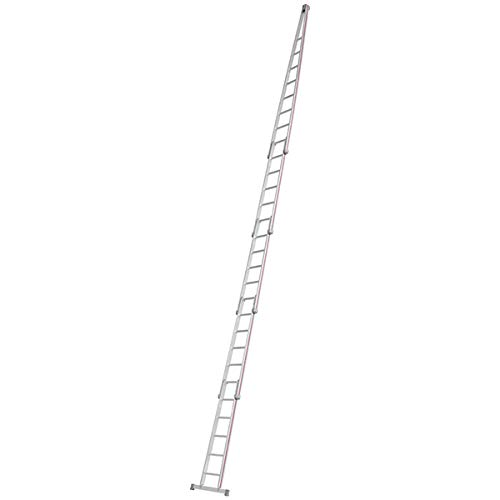 Hymer Glasreinigerleiter 4-teiliger Satz 23 Sprossen 7,10 m lg Art-Nr 501723