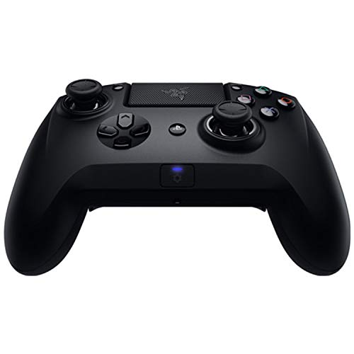 Razer Raiju Tournament Edition Without the1.04 Firmware Gaming Controller Bluetooth & Wired Connection (PS4 PC USB Controller with Four Programmable Buttons, Ergonomics Optimized for Esports)