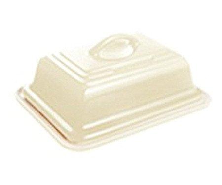 LE CREUSET - Recipiente para Mantequilla, Color Blanco