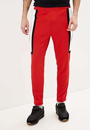 NIKE M NSW Air Pant PK, Pantalón para Hombre, Hombre, AJ5317 687, Gym Red/Black, Medium