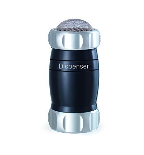 compact 6202498 Dispenser, Acier, Noir, 1 x 1 x 1 cm
