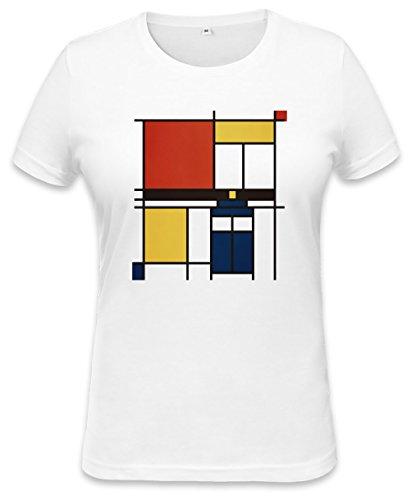 Abstract Mashap Womens T-shirt Large