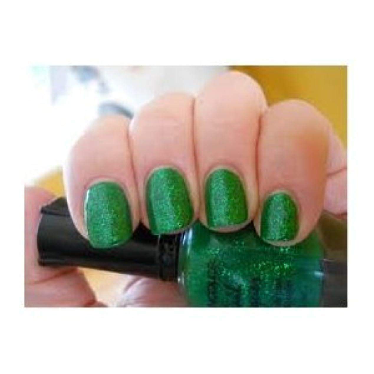 ムス決めます状況KLEANCOLOR Nail Lacquer 2 - Green Grass (並行輸入品)