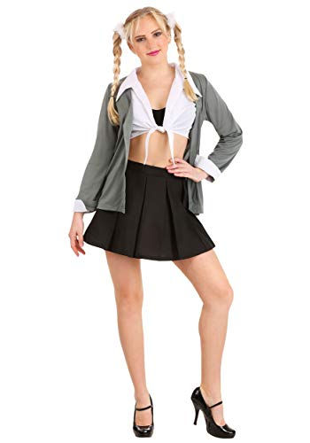One More Time Pop Singer Fancy Dress Costume Women