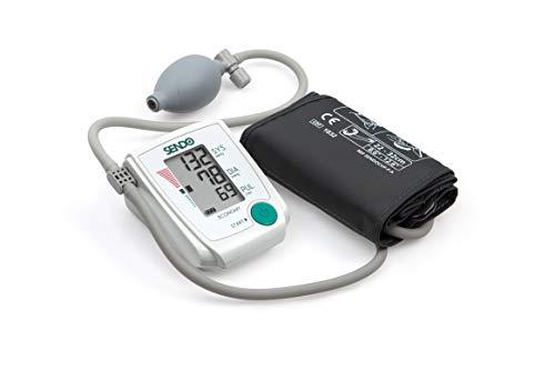 SENDO Economy Halbautomatisches Blutdruckmessgerät für Bizeps erkennt Herzrhythmusstörungen und Vorhofflimmern 5 JAHRE Garantie