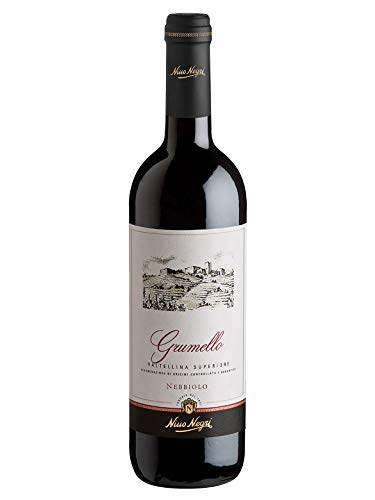 GRUMELLO Valtellina Superiore DOCG - Nino Negri - Vino rosso fermo 2015 - Bottiglia 750 ml