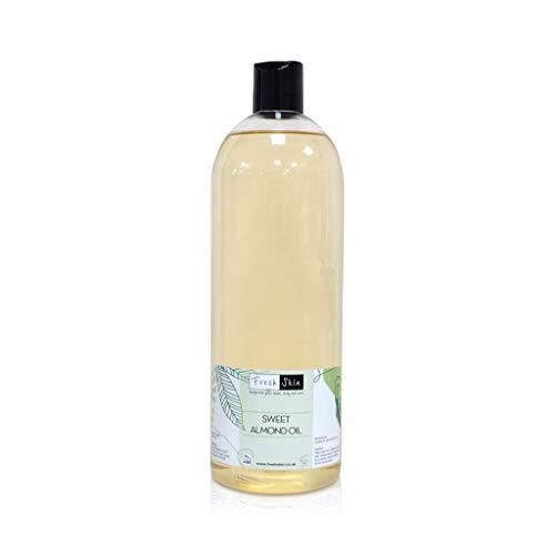 Freshskin Beauty LTD | Sweet Almond Oil 250ml - Natural, Cruelty Free, Vegan, No GMO