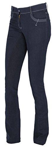 Covalliero Kerbl Reithose BasicPlus, Damen Jodhpurreithose Damenreithose, blau, 38