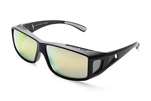 Mr. O Sunglasses Over Glasses
