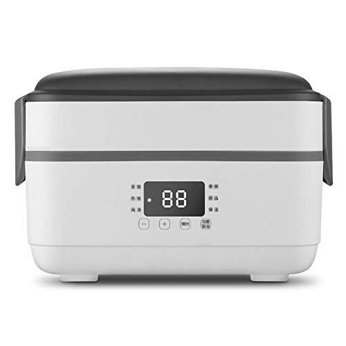 YFGQBCP Fiambrera Automático de Aislamiento portátil Fiambrera, Reservados Touch Mini Electric Fiambrera, Multiusos de la máquina, Inteligente Cita, Diseño de Doble Capa