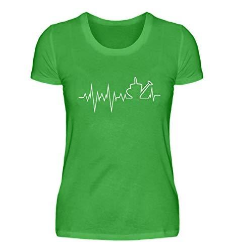 Chorchester Herzschlag des Gärtners - Damenshirt