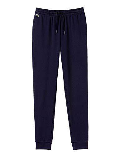 Lacoste Sport Damen Sportswear-Hose Xf3192, Blau (Marine), 40