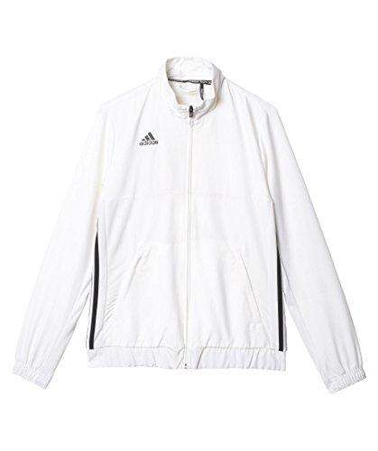 adidas Jacke T16 TEAM JKT W, weiß, M, AJ5329