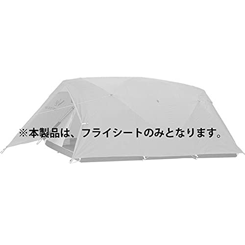 ダンロップ(DUNLOP) アウトドア キャンプ テント用フライシート V8用 【日本製】 V8F