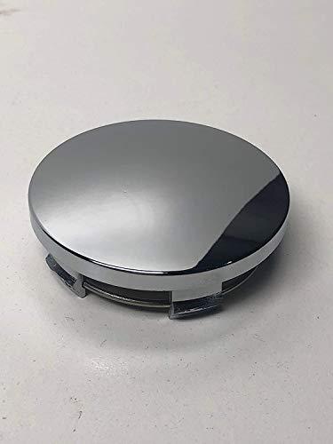 Partsynergy Replacement for New Wheel Center Cap Diameter 2.5'' Fits 2011-2014 Dodge Caravan 17' Rim