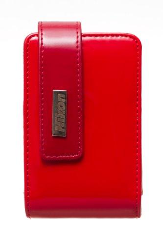 Nikon CS-S27 Tasche für Coolpix S2500/3100/4100 rot