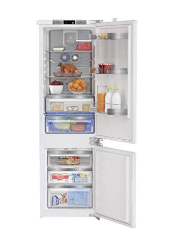 GRUNDIG GKNI 25722 F Integrierbare Kühl-/Gefrierkombination/Duo-Cooling No Frost Technologie/Vitamin Care Zone/SuperFresh/ 3 Gefrierschubladen