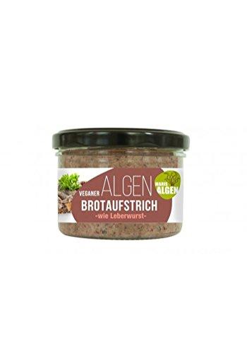 Maris Algen - Algen Brotaufstrich wie Leberwurst - 180g