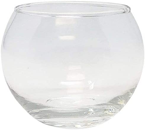 Just Artifacts Round Mercury Glass Votive Candle Holder 2 H Clear Set Of 12 Mercury Glass Votive Candle Holders For Weddings And Home Décor Home Kitchen
