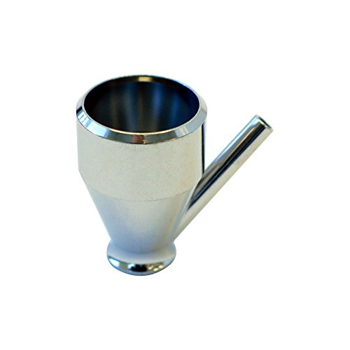 Paasche 1/4 Ounce Metal Cup for Double Action Airbrushes - VL-1/4-OZ
