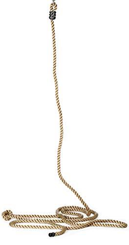 Gartenpirat Kletterseil 400 cm mit 1 Knoten, Kletterstrick für Kinder