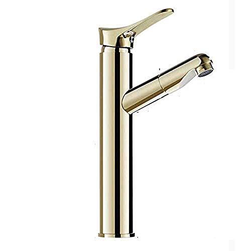 Douchebak met eenhands wastafelarmatuur van messing WC met flexibele aansluiting B