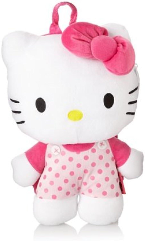 Hello Kitty Polka Dots Plush Backpack by Hello Kitty