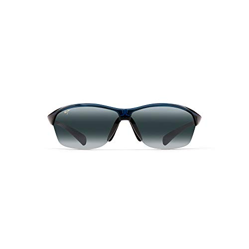 Maui Jim Sunglasses | Hot Sands 426-03, Blue/Neutral Grey, with Patented PolarizedPlus2 Lens Technology