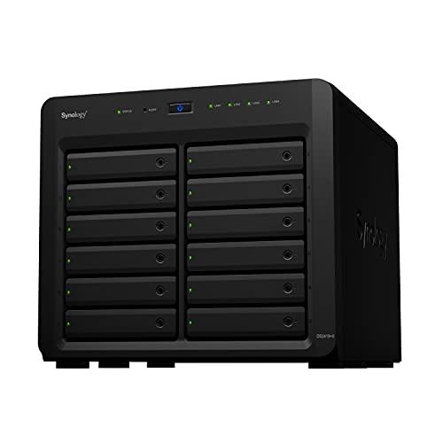 SYNOLOGY DS2419+II 12-Bay modello desktop