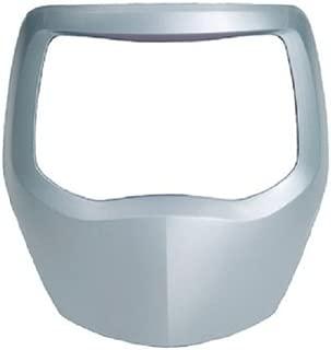 3M Speedglas 9100 Welding Helmet Front Panel 06-0300-55, Silver, 1 EA/Case