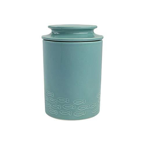 T & G Woodware Ocean Contenitore in ceramica