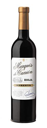 Marqués de Carrión Reserva - Vino Tinto D.O Rioja - 1 Botella x 750 ml