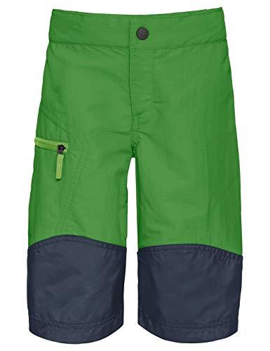 Vaude Kinder Hose Kids Caprea Shorts, Parrot Green, 158/164, 40980