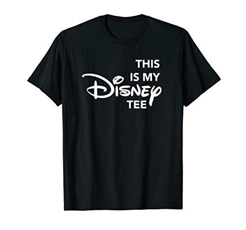 Disney This Is My Disney Tee T-Shirt
