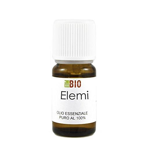 Olio essenziale ELEMI 10ML 100% PURO E NATURALE - AROMATERAPIA COSMETICA ALIMENTARE