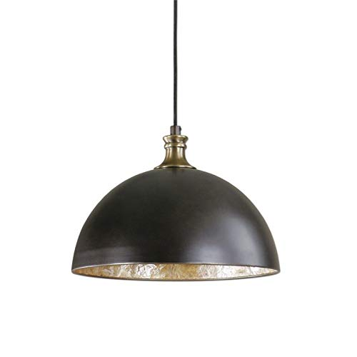 Uttermost Placuna Pendant in Bronze