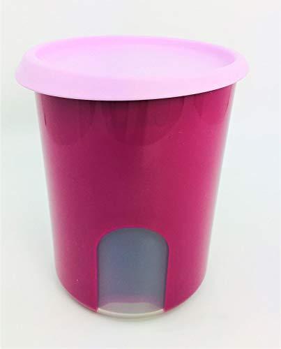 TUPPERWARE Bingo 1,25 Liter lila Trockenvorrat Vorrat Dose Box Behälter Kaffeebehälter Kaffee Eidgenosse Mehl Zucker 1250ml