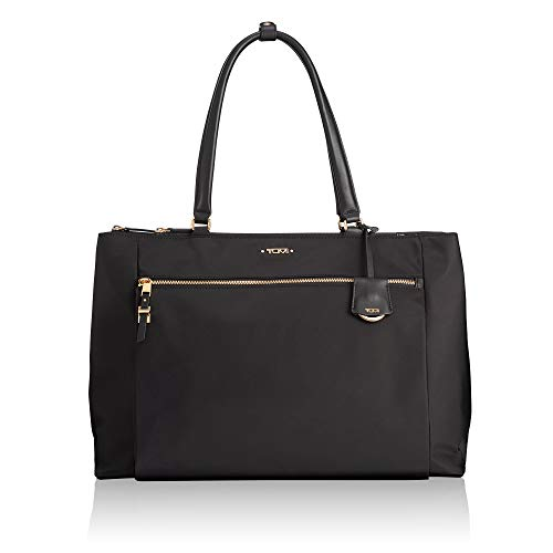 TUMI - Voyageur Sheryl Business Laptop Tote - 14 Inch Computer Bag for Women - Black