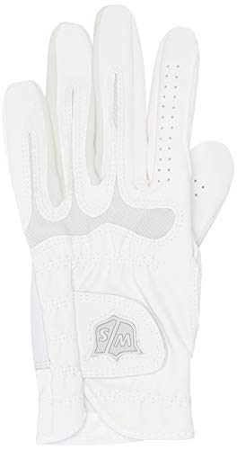 Wilson Guante de Golf, Mujer, Mano izqueirda, Mujer, Color Large - LLH -...
