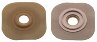 New Image 2-Piece Precut Convex FlexWear (Standard Wear) Skin Barrier 1-1/8