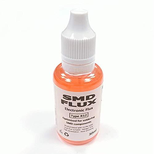 Preisvergleich Produktbild Elektronik-Flussmittel SMD-FLUX R12 (12, 5% Feststoff) 30ml