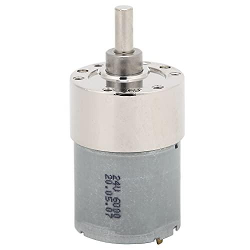 Motore di riduzione della velocità, riduzione del rumore del motoriduttore CC per umidificatori per deumidificatori(500 giri/min)