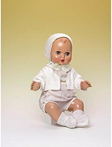 tienda de venta en línea Mariquita Pérez - Juanín Bebé Conjunto Pelele Vichy, Vichy, Vichy, Color Beige (JB05046)  disfruta ahorrando 30-50% de descuento