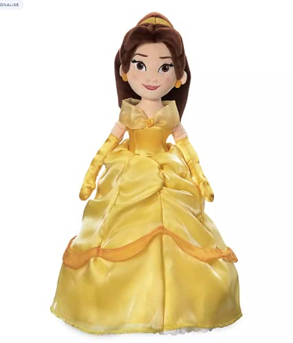 Disney Store Belle Soft Plush Toy Doll