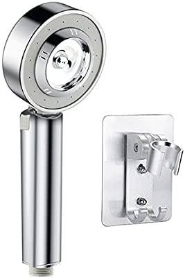 MENGGE Double-Sided Shower Head excellence Pressure High Handheld Showerhe Don't miss the campaign